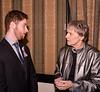 Dr Roberta Bondar chats with Aaron Brown