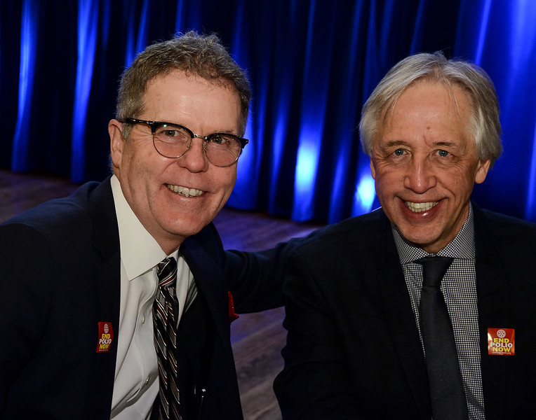 Jim D and Richard S