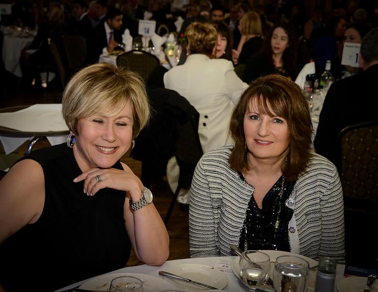 Table photos continuing..... My wife Liz Stevenson and Theresa D