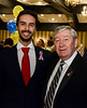 Jaxson Khan with RTW President Terry Donohue