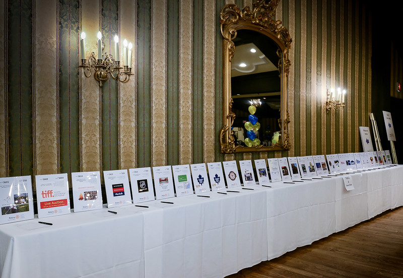 A few Pre-event shots - before the guests arrive!