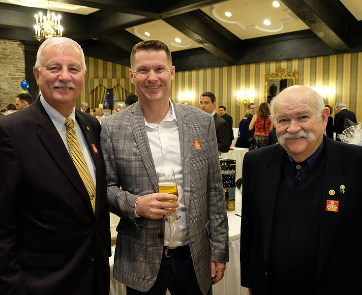 Fellow Rotarians Michael Bell, Greg Dobson and Ron Miller from our nearby Etobicoke Rotary Club which RTW often partners with.