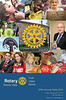 Program cover for our 2019 Rotary Youth Impact Awards.