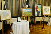 The Silent Auction included a number of fine art pieces from generous donors.