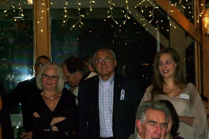 Terry, Joe, Jennifer