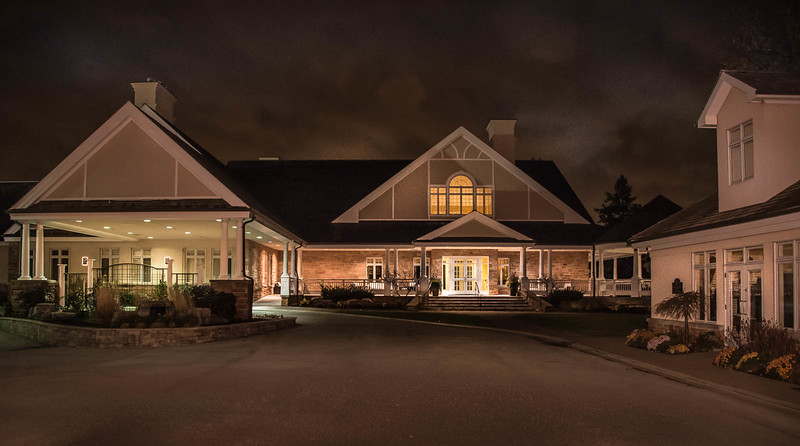The Lambton Golf and Country Club in Etobicoke - November 12, 2015