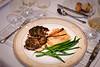 Grilled Australian Lamb Chops with Balsamic Glaze