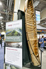Canoes helped the indigenous peoples of Canada trade with early settlers, and played a big role in our early growth and development.