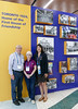 Rotary Toronto West President Terry Donohue, with his wife Linda and Rotarian Suehellen from Sao Paolo, Brazil