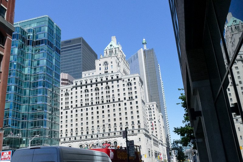 "The historic and ""posh"" Royal York Hotel, which was Canada's largest hotel for many years, many years ago!."