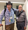 I bumped into Evan Burrell and we headed west on the UP express together.  He had given a terrific presentation on using Social Media to promote Rotary.  He has over 15000  likes on his https://www.facebook.com/RotarianEvanBurrell  site and was greatly instrumental in encouraging 640 Aussies to come to the Rotary2018  convention!
