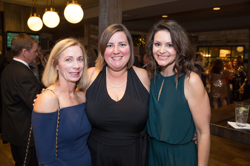 Katie Chancy, Alison Harris and Lynn Lewis