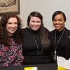 Meghan Hodgins, Meghan Carr and Alexa Williams