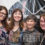 Katherine Oxnard Ellis, Bri Halverson, Judy Fogerty, Amy Paige Condon