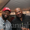Rickey Smiley and  Roosevelt Powell