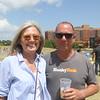 Mary Sanders and Steve Johnson