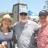 Suzanne Bryan, Bob Bernard and Jim Bryan