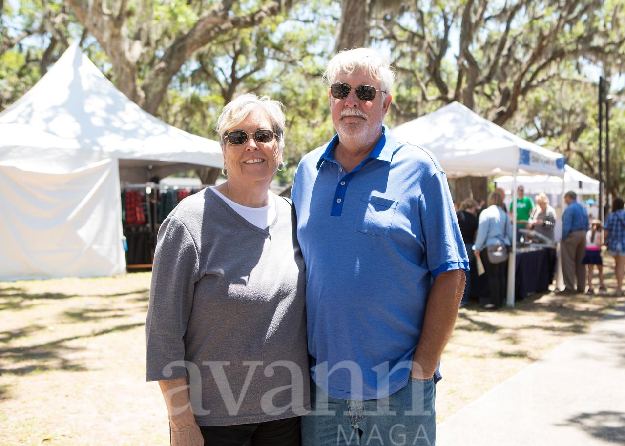 Dona and David McColloch