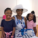 Second Annual Mother Daughter Tea