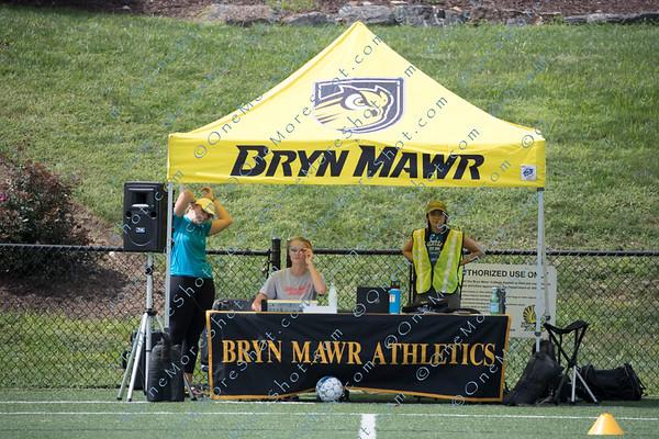 Bryn Mawr College SOCCER vs Moravian College 09/02/2018