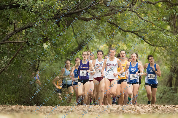 Seven Sisters Championship Cross Country Meet 10/14/2018