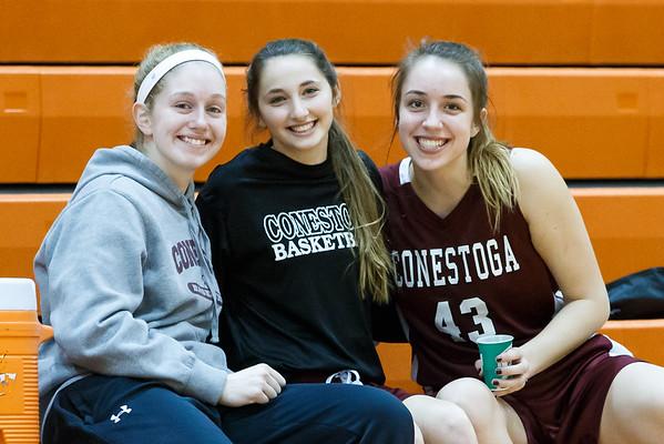 Girls Basketball vs Marples Newtown JV & Varsity