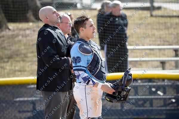 Jefferson Baseball vs Le Moyne College 03/13/2019