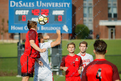 Kings_Mens_Soccer_vs_DeSales_10-17-2018-4