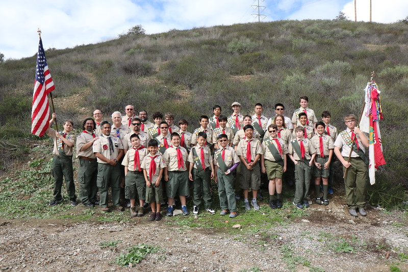Troop 1212-March 2018