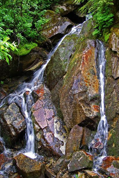 Hyder Waterfall