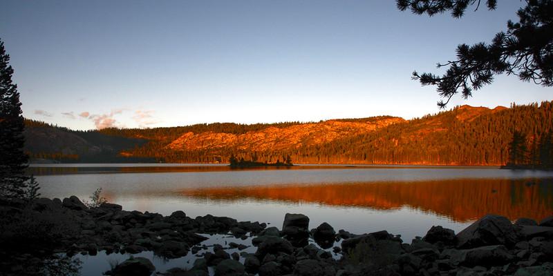 Gold Lake Sunrise