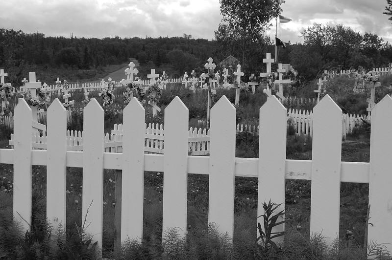 Cemetery, Ninilchik, AK