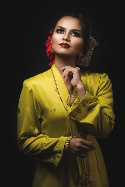 Sophia in Kebaya