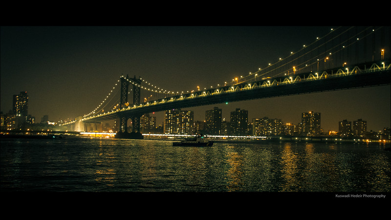 Manhattan Bridge, NY
