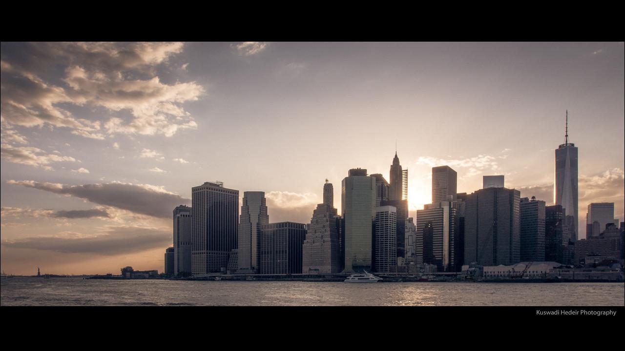 Skyline NYC