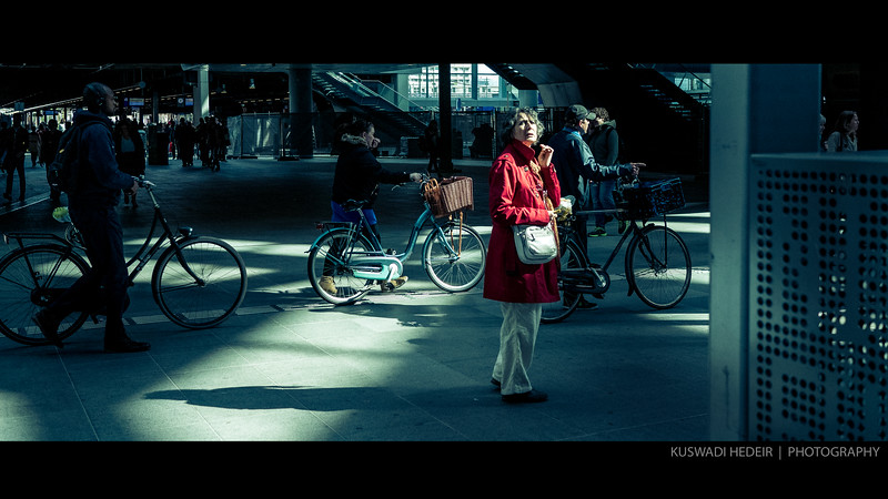 Commuter - Mrs Red