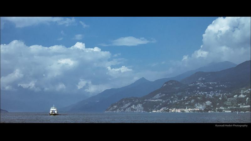 Ferry Lake Como