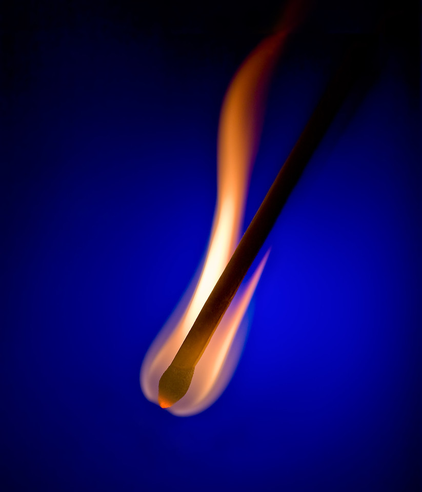 Lighting a Match -3