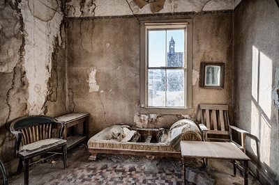 At home in Bodie