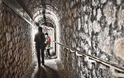 Paris-Catacombs-Enter