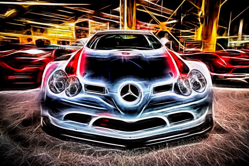 Mercedes SLR