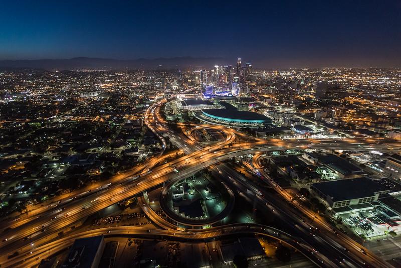 Infiniti, Los Angeles
