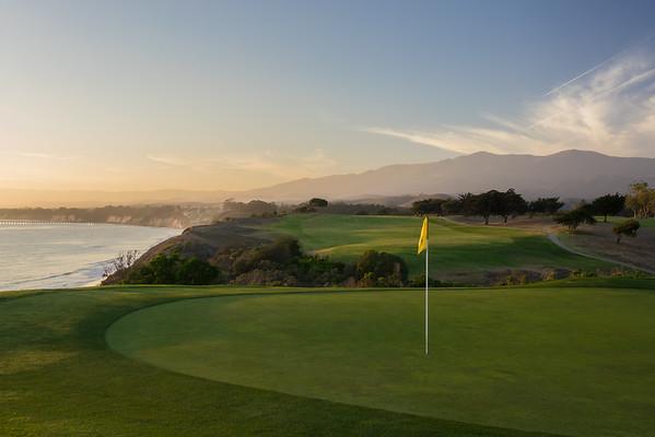 Sandpiper Golf Club, California