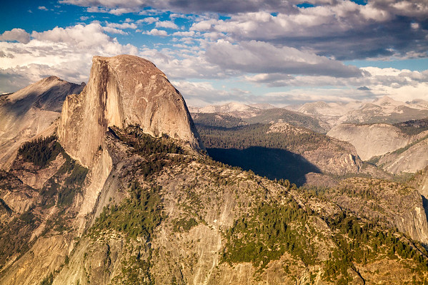 Half Dome , Yosemite