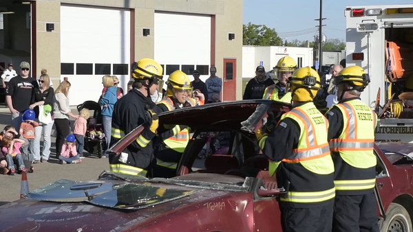 EMS Week 2015 Open House With Litchfield Rescue & GoldCross