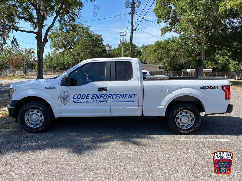 Hillsborough County Code Enforcement