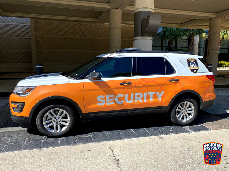 Orange County Convention Center Security
