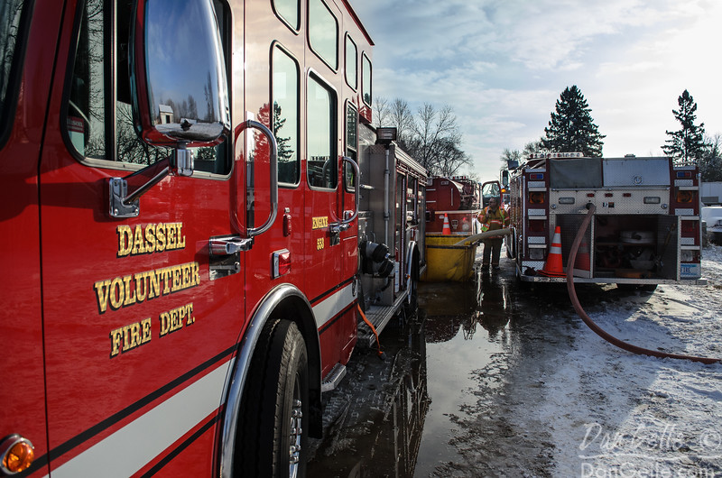 2012-12-08 Dassel FD Burn