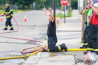 2021 Litchfield Fire & Rescue Waterball Tournament