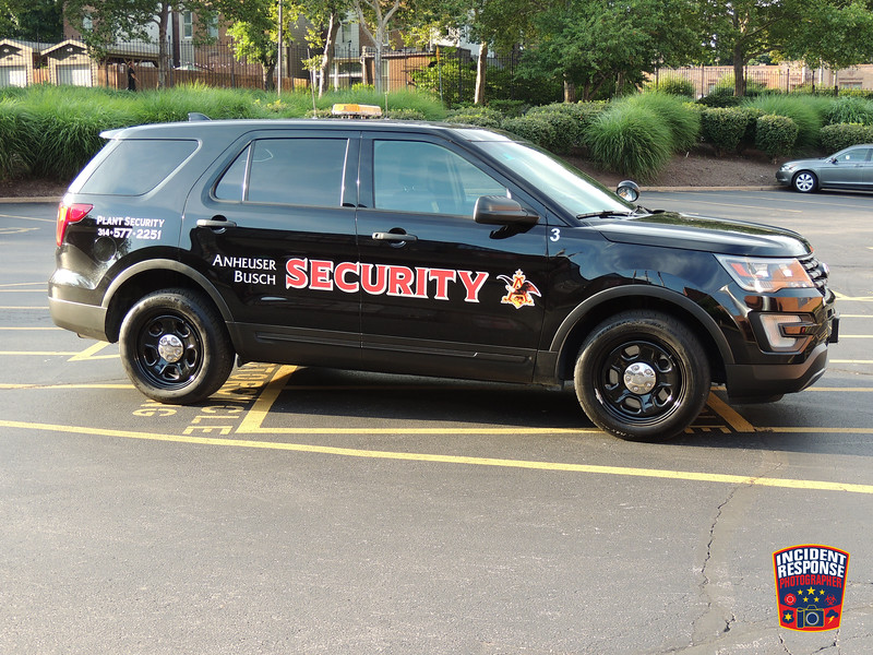 Anheuser-Busch Plant Security